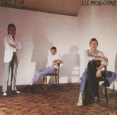 The Jam「David Watts」「Down in the Tube Station at Midnight」(アルバム:All Mod Cons)