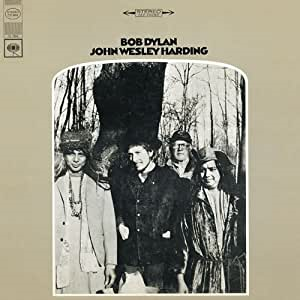 Bob Dylan「All Along the Watchtower」(アルバム:John Wesley Harding)