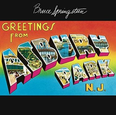 Bruce Springsteen<br />「It's Hard to Be a Saint in the City」(アルバム:Greetings from Asbury Park, N.J.)