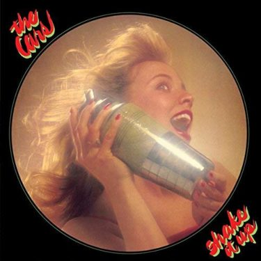 The Cars「Shake It Up」「I'm not the One 」(アルバム:Shake It Up)