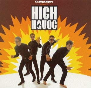 Corduroy「Something in My Eye」(アルバム:High Havoc)