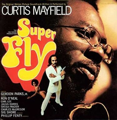Curtis Mayfield<br />「Freddie's Dead」(アルバム:Super Fly)