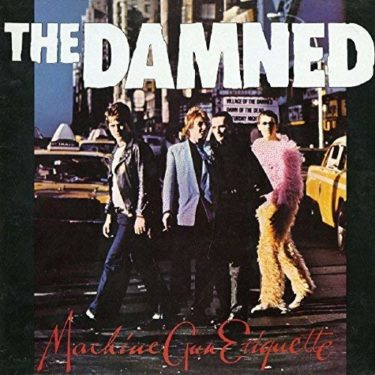 The Damned「Love Song」(アルバム:Machine Gun Etiquette)