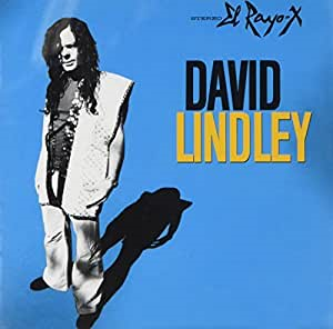 David Lindley「Don't Look Back」(アルバム:El Rayo-X)