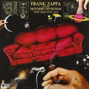 Frank Zappa & the Mothers of Invention「Inca Roads」(アルバム:One Size Fits All)
