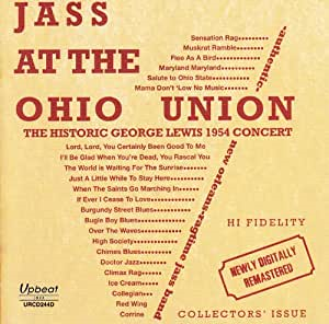 George Lewis「The World Is Wating for the Sunrise」(アルバム:Jass at the Ohio Union)
