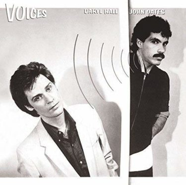 Hall & Oates「Hard to be in Love with You」「Everytime You Go Away」(アルバム:Voices)
