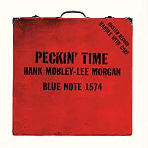 Hank Mobley & Lee Morgan「Speak Low」(アルバム:Peckin' Time)