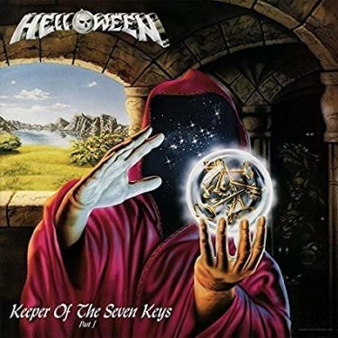 Helloween「I'm Alive」(アルバム:Keeper of the Seven Keys PartⅠ)