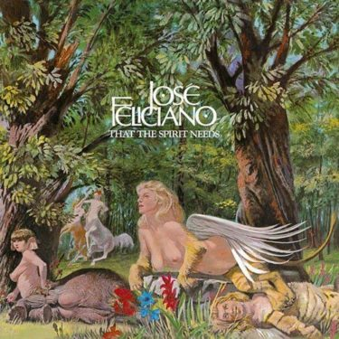 Jose Feliciano「Wild World」(アルバム:That the Spirit Needs)