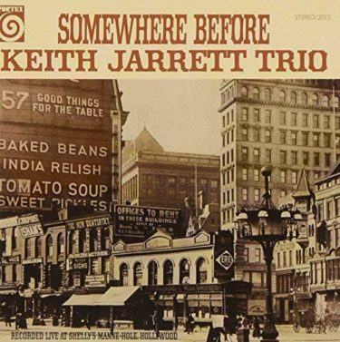 Keith Jarrett「My Back Pages」(アルバム:Somewhere Before)