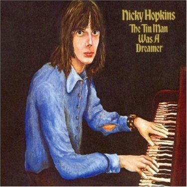 Nicky Hopkins<br />「Waiting For The Band」(アルバム:The Tin Man Was a Dreamer)
