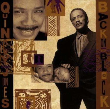 Quincy Jones<br />「Tomorrow (A Better You, Better Me)」(アルバム:Back on the Block)