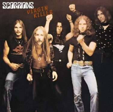 Scorpions「Pictured Life」(アルバム:Virgin Killer)