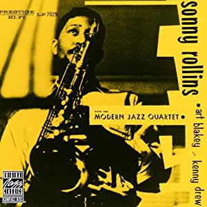 Sonny Rollins「On a Slow Boat to China」(アルバム:Sonny Rollins with M.J.Q)