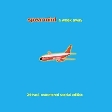 Spearmint「A Week Away」「A Trip Into Space」(アルバム:A Week Away)